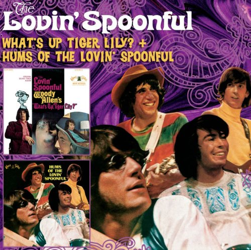The Lovin' Spoonful Summer In The City cover art