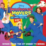 Imagination Movers Paint The Day Away cover art