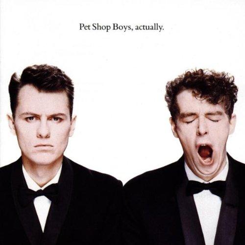 Pet Shop Boys Rent cover art