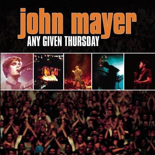 John Mayer Covered In Rain cover art
