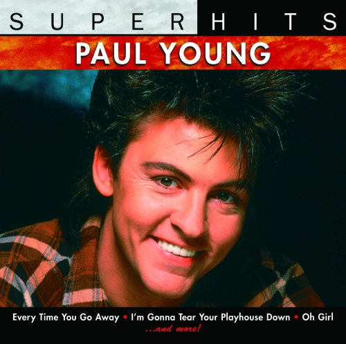 Paul Young Everytime You Go Away cover art
