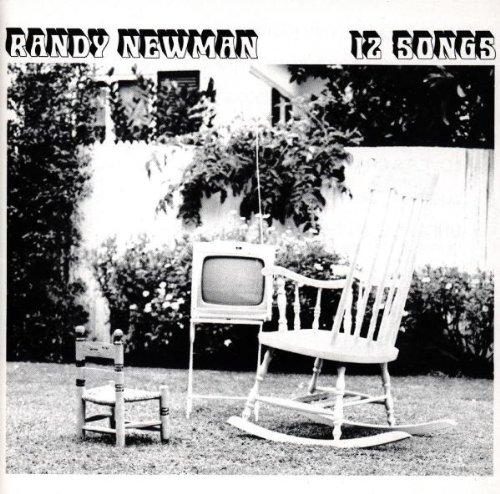 Randy Newman Suzanne cover art