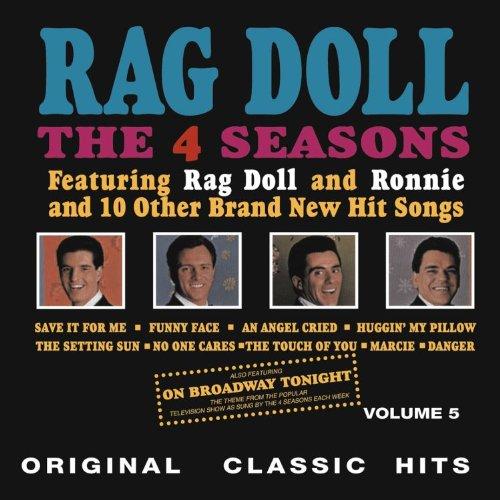 The Four Seasons Rag Doll cover art
