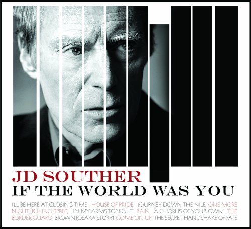 J.D. Souther I'll Be Here At Closing Time cover art