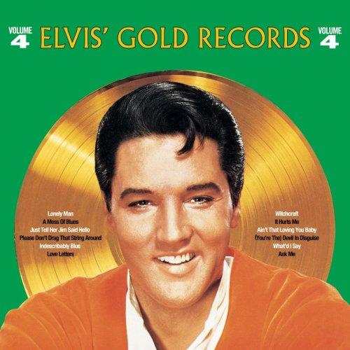Elvis Presley Lonely Man cover art