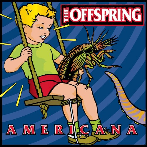 The Offspring The Kids Aren't Alright cover art