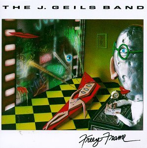 J. Geils Band Centerfold cover art
