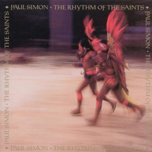 Paul Simon Can't Run But cover art