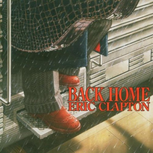 Eric Clapton Run Home To Me cover art
