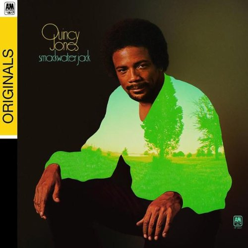 Quincy Jones Ironside cover art