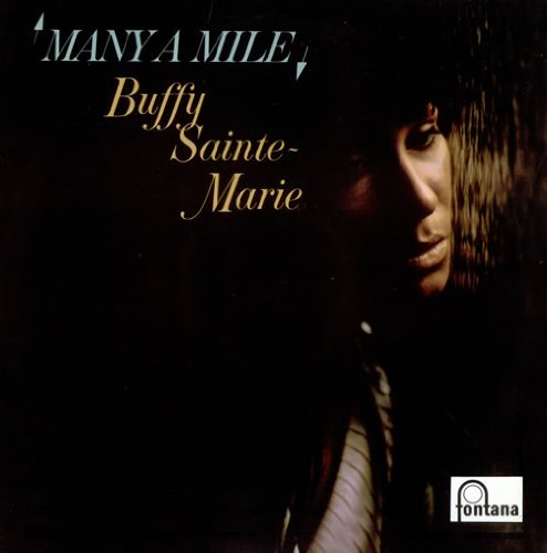 Buffy Sainte-Marie Until It's Time For You To Go cover art