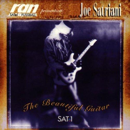 Joe Satriani All Alone cover art