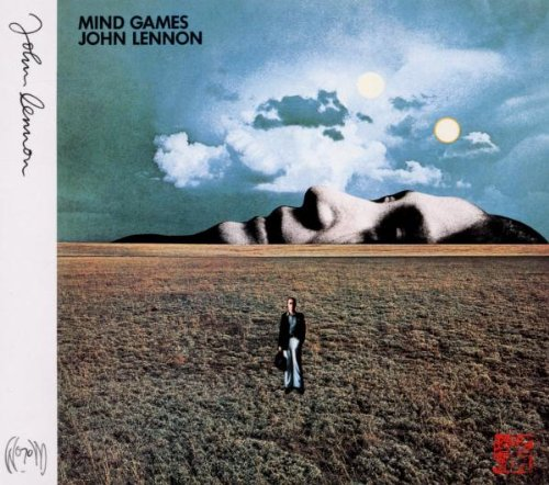 John Lennon Out The Blue cover art