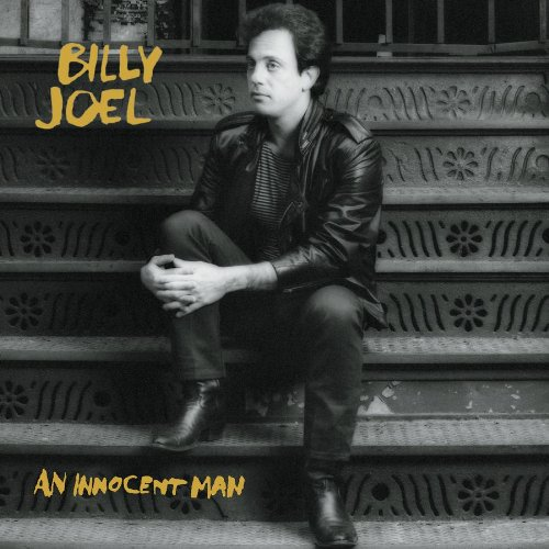 Billy Joel The Longest Time cover art