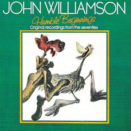John Williamson Old Man Emu cover art