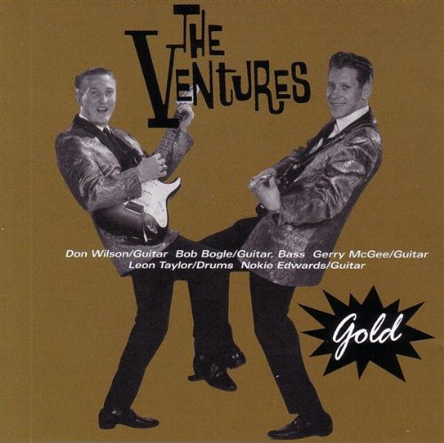 The Ventures James Bond Theme cover art
