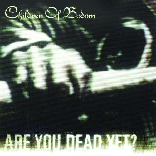 Children Of Bodom Living Dead Beat cover art