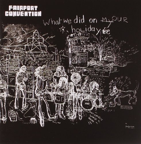 Fairport Convention Meet On The Ledge cover art