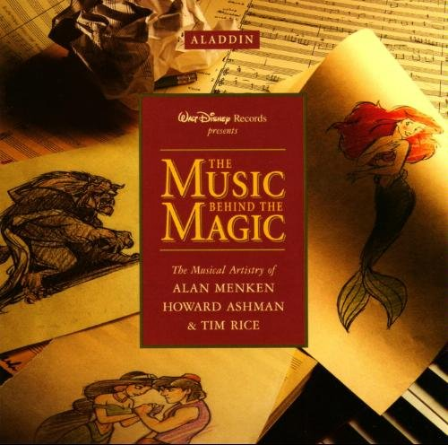 Alan Menken High Adventure cover art