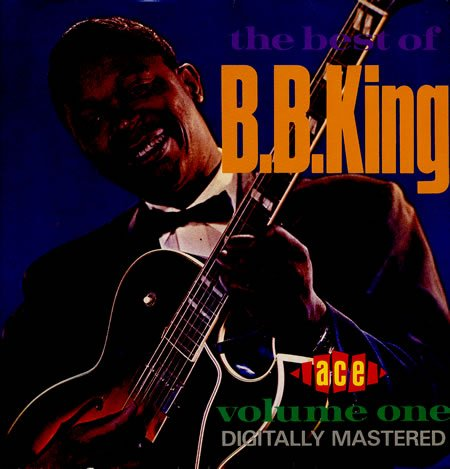 B.B. King Beautician Blues cover art