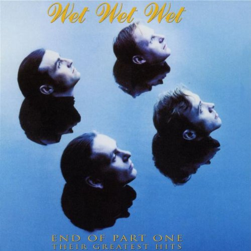 Wet Wet Wet Cold, Cold Heart cover art