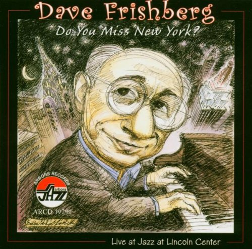 Dave Frishberg Oklahoma Toad cover art
