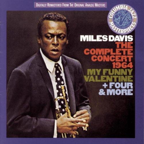 Miles Davis I Could Write A Book cover art