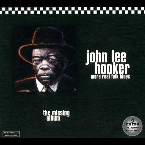 John Lee Hooker Catfish Blues cover art