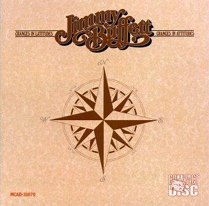 Jimmy Buffett Margaritaville cover art