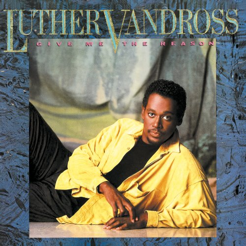 Luther Vandross I Really Didn't Mean It cover art