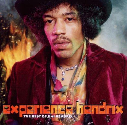 Jimi Hendrix It's Too Bad cover art