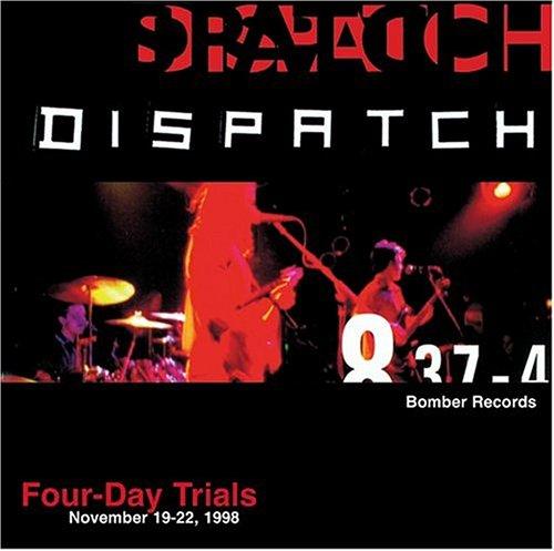 Dispatch Bullet Holes cover art