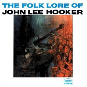 John Lee Hooker Wednesday Evening Blues cover art
