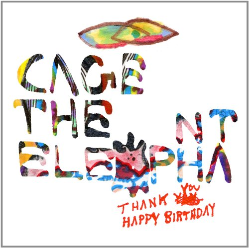 Cage the Elephant Shake Me Down cover art