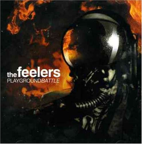 The Feelers Larger Than Life cover art