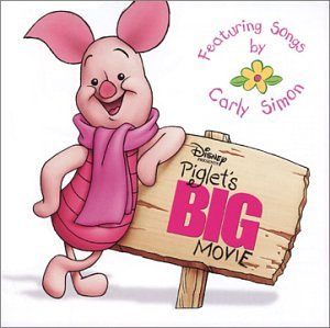 Carly Simon Comforting To Know (from Piglet's Big Movie) cover art