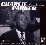 Charlie Parker A Night In Tunisia cover kunst