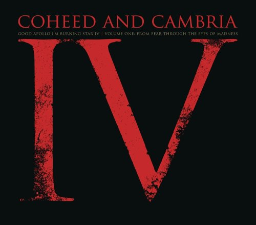 Coheed And Cambria The Suffering cover art