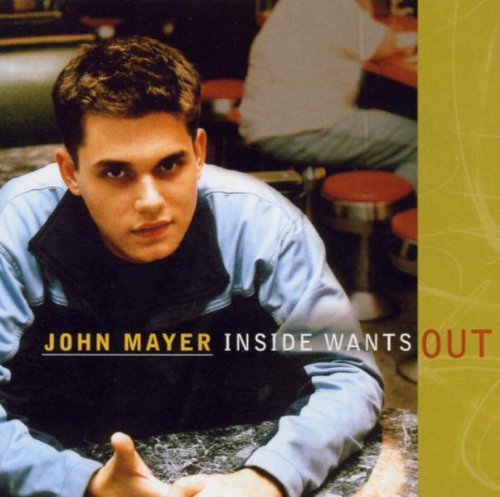 John Mayer No Such Thing cover art