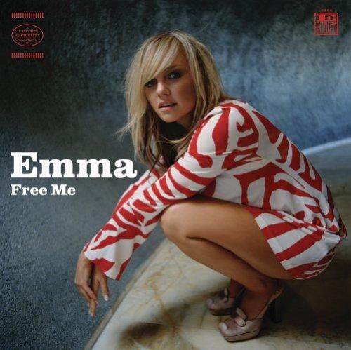 Emma Bunton Free Me cover art