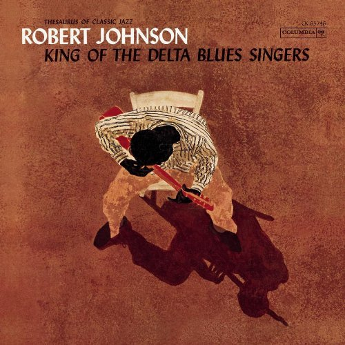 Robert Johnson Traveling Riverside Blues cover art