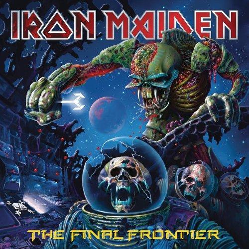 Iron Maiden When The Wild Wind Blows cover art