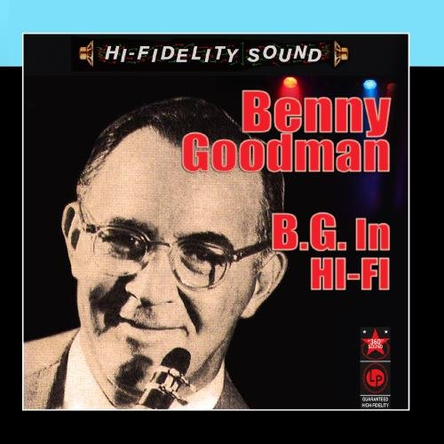 Benny Goodman Somebody Stole My Gal cover art
