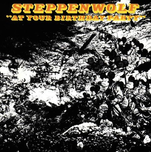 Steppenwolf Rock Me cover art