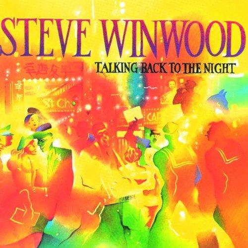 Steve Winwood Valerie cover art