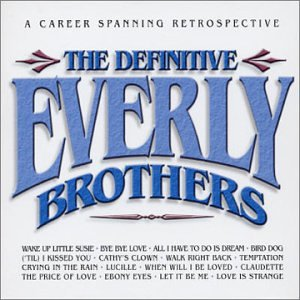 The Everly Brothers Lay It Down cover art