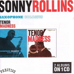 Sonny Rollins Blue Seven cover art