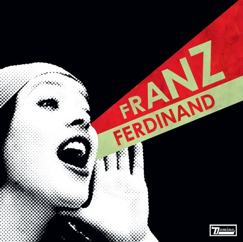 Franz Ferdinand You're The Reason I'm Leaving cover art
