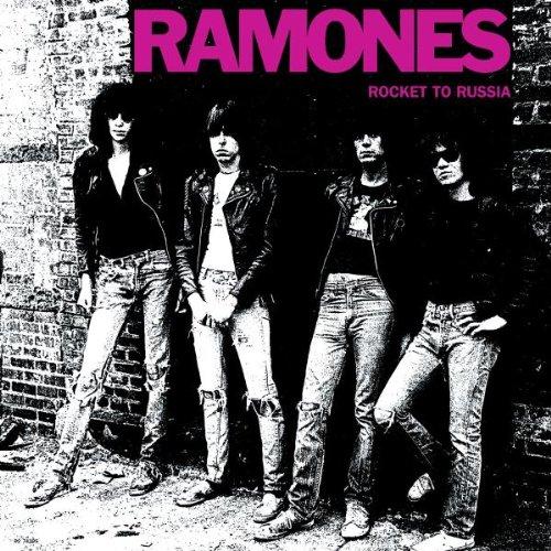 Ramones Teenage Lobotomy cover art