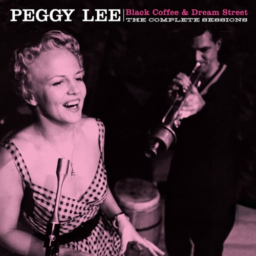 Peggy Lee My Old Flame cover art